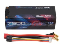 Gens Ace 4S LiHV 100C LiPo Battery Pack w/5mm Bullets (15.2V/7500mAh)