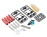 Gmade 90mm G-Transition Shock Set (Red) (4) (GMade R1)