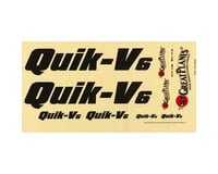 Great Planes Decal QuikV6 Q500 ARF