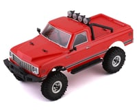 HobbyPlus CR-18 Convoy 1/18 RTR Scale Mini Crawler (Red)