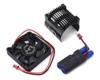 Hot Racing Arrma Typhon 6S BLX 1/8 6 Cell Monster Blower Motor Cooling Fan Kit