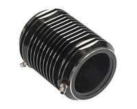Hot Racing Aluminum 36mm Water Cooling Jacket Black Traxxas M41