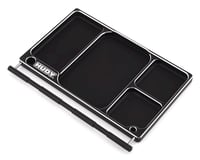 Hudy Accessories & Pit Light Aluminum Tray