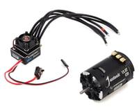 Hobbywing XR10 Justock G3 Sensored Brushless ESC/SD G2.1 Motor Combo (13.5T)