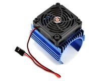 Hobbywing C4 Motor Heatsink & Fan Combo