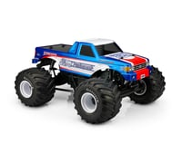 JConcepts 1989 Ford F-250 w/Racerback Monster Truck Body (Clear)