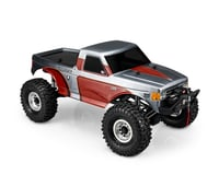 """JConcepts Tucked 1989 Ford F-250 Scale Rock Crawler Body (Clear) (12.3"""")"""