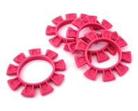 "JConcepts ""Satellite"" Tire Glue Bands (Pink)"