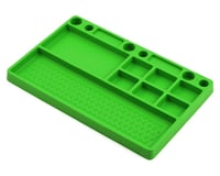 JConcepts Rubber Parts Tray (Green)