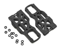 """JQ THE Car (Black Edition)Racing White Edition """"Hard"""" Front Arm Set"""
