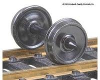 "Kadee HO Metal Wheels, 36""/Smooth (12)"