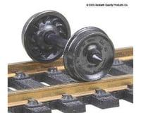 "Kadee HO 33"" Wheel Set Freight Ribbed Back"