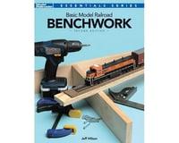 Kalmbach Publishing Basic ModelRailroading Benchwork, 2nd Edition