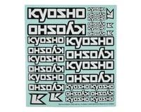 Kyosho Inferno MP9 Logo Decal