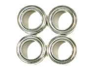 Kyosho 5x8x2.5mm Metal Shielded Ball Bearings (4)