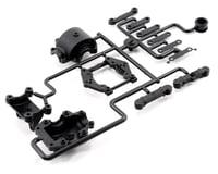 Kyosho Lazer ZX-5 Front Bulkhead Set (ZX-5 FS)