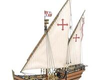 Latina 1/65 La Nina Wooden Model Ship Kit