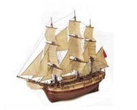 Latina 1/48 Bounty Wooden Model Ship Kit