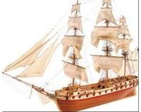 Latina 1/85 U.S. Constellation Wooden Model Ship Kit