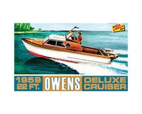 Lindberg Models Owens Outboard Cruiser Boat