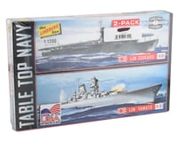 Lindberg Models 1/1200 Tabletop Navy #2 WWII Japanese Ships (2 Pack)