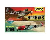 Lindberg Models Spitfire/ME109 - 2 Pack