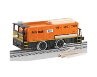Lionel O-27 Command Tie-Jector, Amtrak