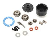 Losi 8IGHT-E RTR 8IGHT Nitro Differential Case & Hardware