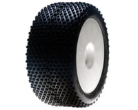 Losi 8IGHT-T 2.0 XXT Pre-Mounted 1/8 Truggy Tires (2) (White)