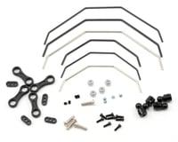 Losi TEN-SCTE 3.0 Front & Rear Sway Bar Kit (Ten-T)