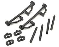 Losi TEN-SCTE 3.0 Front/Rear Body Mount Set w/Post