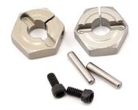 Losi TEN-SCTE 3.0 Aluminum Clamping Wheel Hex Set (2)