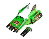 Lightning Hobby Painted 1/12 Off-Road Body Green LSHL959-48