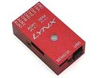 Lynx Heli Aluminum Vbar NEO Case (REV-B) (RED)