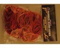 Magnum Enterprises Magnum Rubberband Shooter Ammo - Pistol Ammo-Red (size 32, 4-oz. bag)