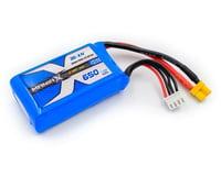 Mikado ManiaX 3s LiPo Battery 45C (11.1V/650mAh) (OMP M2/Logo 200)