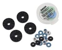 MIP Tekno 16mm 6 Hole Bypass1 Piston Set (4)
