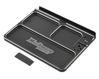 Muchmore Luxury Aluminum Part Tray 3 (Black)