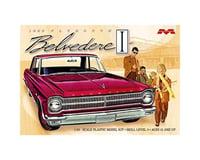 Moebius Model 1965 Plymouth Belvedere 1/25 Model Kit