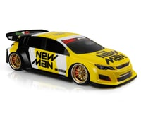 Mon-Tech 308 TCR 2.0 1/10 FWD Touring Car Body (Clear) (190mm)