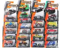 Mattel Matchbox 30782 1/64 Matchbox Assortment (1 Random)