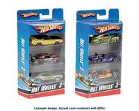 MAttel K5904 3 pack of Hot Wheel Cars Assortment