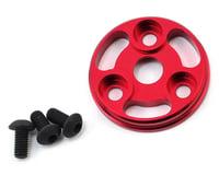 MST CFX RMX Aluminum Spur Gear Cover (Red)