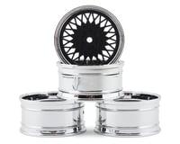 MST RMX 2.0 S 501 Wheel Set (Flat Black) (4) (Offset Changeable)