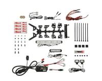 "MyTrickRC Attack Off-Road 1252 Light Kit w/DG-1 Controller, 5"" & 2"" Light Bars,"