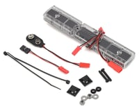 MyTrickRC Police Deluxe Light Set w/UF-7 Controller, 8 LEDs & Red/Blue Lightbar