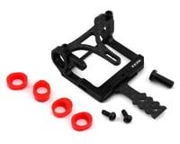 NEXX Racing Mini-Z 2WD LCG 98-102mm Aluminum Round Motor Mount (Black)