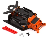 NEXX Racing Skyline Dual LiPo Carbon Chassis Conversion Kit for MR03 (Orange)
