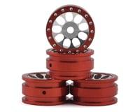 Orlandoo Hunter OH32A02 Aluminum Porous 9 Hole Wheel (Red) (4)