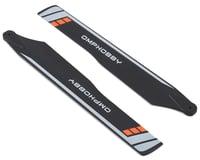 OMP Hobby 175mm Main Blades (Orange)